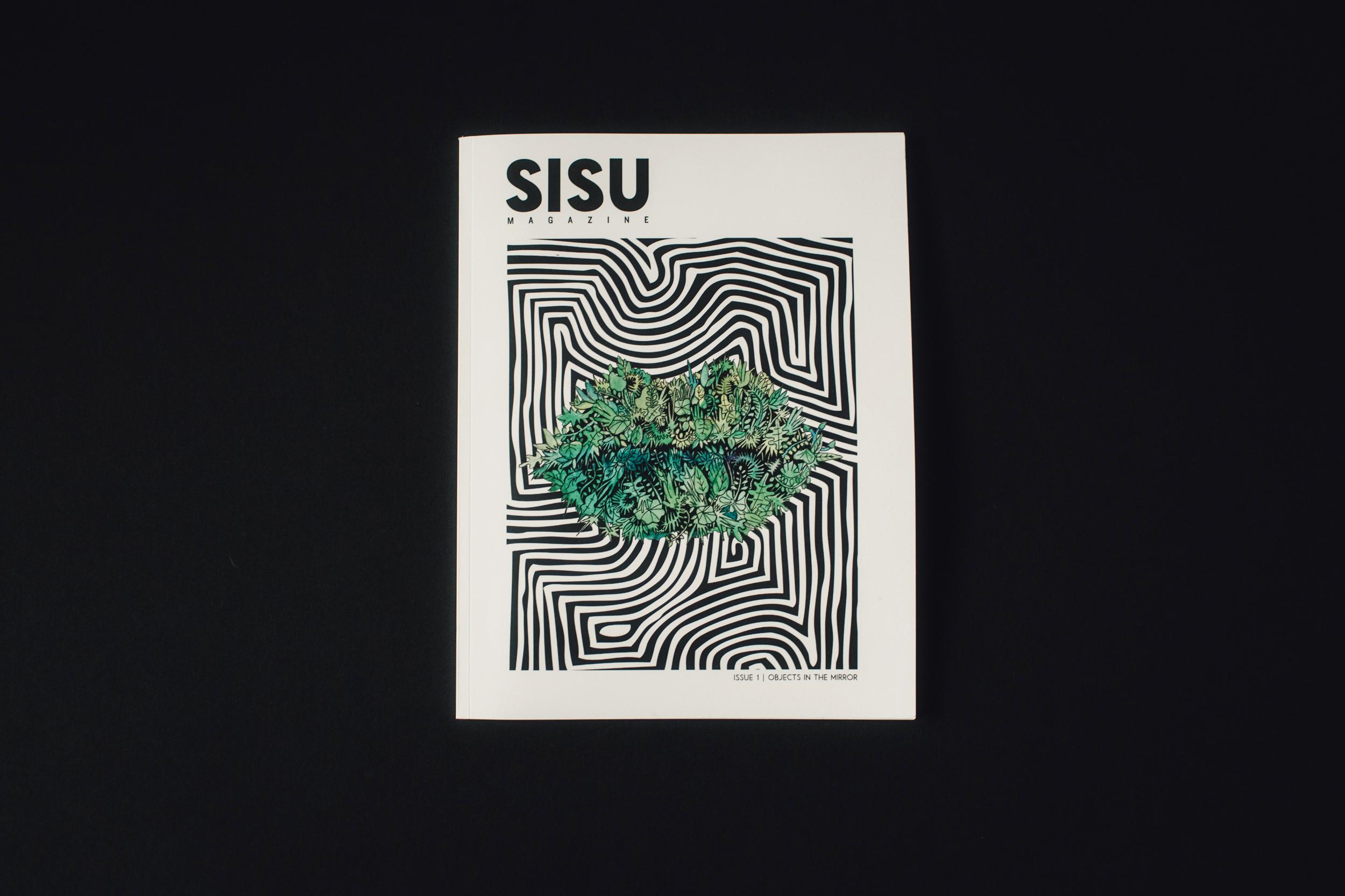 first issue sisu magazine
