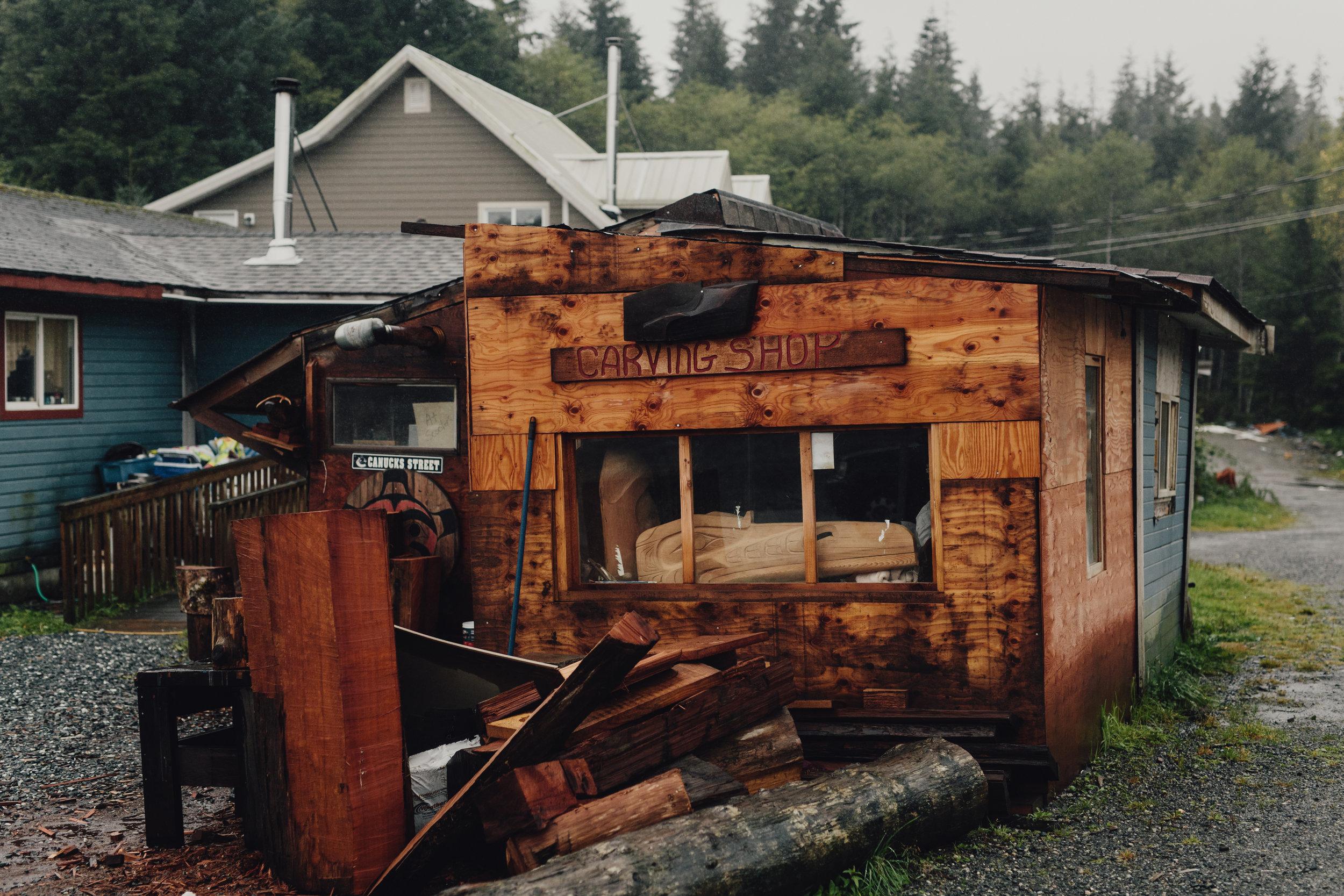 Port Hardy, British Columbia