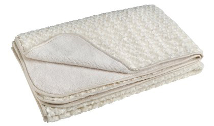 Vanilla Throw Blanket | View Point Events