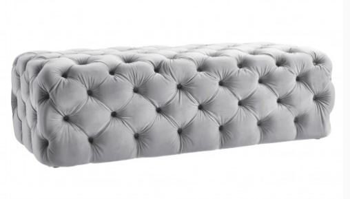 viewpointevents.com | Benches and ottomans for rent in California | Vintage Chic Rentals for weddings