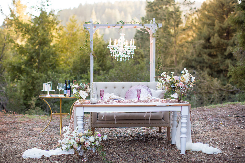viewpointevents.com | Farm Tables for rent in California | Vintage Chic Rentals for weddings and corporate events