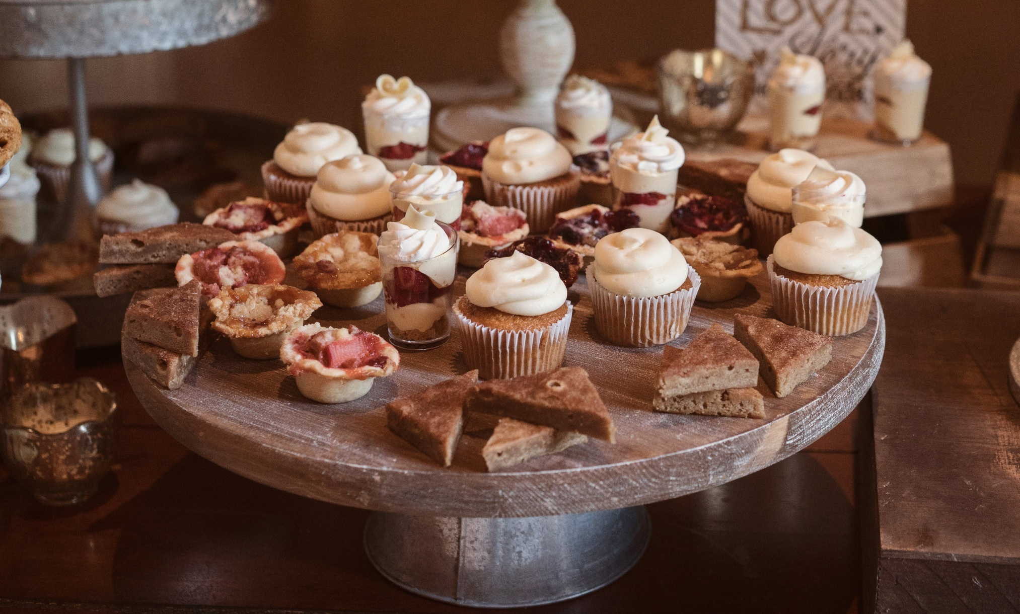 viewpointevents.com | Cake Stands  for rent in California | Vintage Chic Rentals for weddings and corporate events