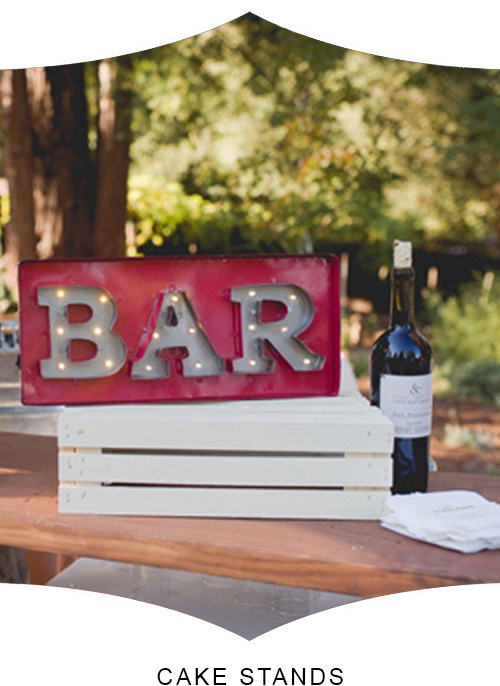 viewpointevents.com | Vintage Rentals in California by View Point Events