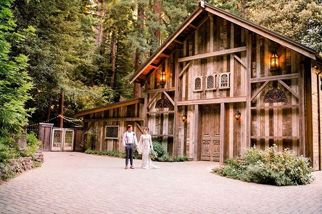 Lucky that we get to be here today for another beautiful wedding!!! Seriously one of my favorite venues Waterfall Lodge in Ben Lomond California 🌲🌲🌲⁠ ⁠ Venue: @waterfalllodge_santacruz⁠ Photography: @dejoyphotography⁠ Floral Design: @millstreetcateringevents⁠ Rentals: @viewpoint_events⁠ Tabletop Rentals: @alexispartyrental⁠ Bride/Groom Attire: @epiphanyboutique_carmel⁠ Makeup and Hair: @glamologybeautylounge⁠ Paper goods: @heartpapersoul⁠ Dessert: @scbuttercupcakes⁠ Bride and Groom: @mel.green13 and @chasenoland⁠ ⁠ ⁠  #bride #love #weddinginspiration #weddingday #weddingphotography #weddingdress #weddingideas #engaged #weddingphotographer #bridetobe #weddings #groom #bridal #weddinginspo #weddingplanning #instawedding #weddingplanner #engagement #weddingstyle #ido #theknot #destinationwedding #flowers #beautiful #fashion #weddingphoto #weddinggown #photography #photooftheday #brideandgroom