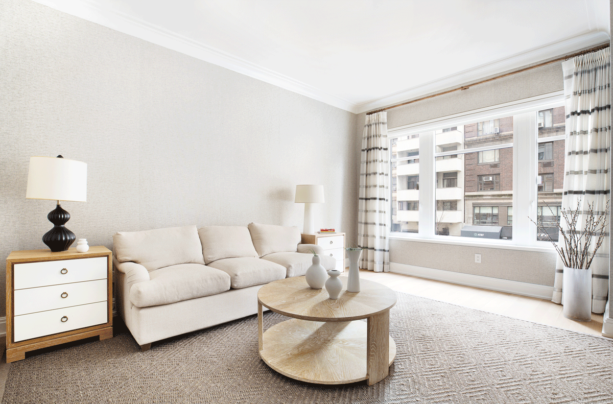 200 East 79th, 2D - living room