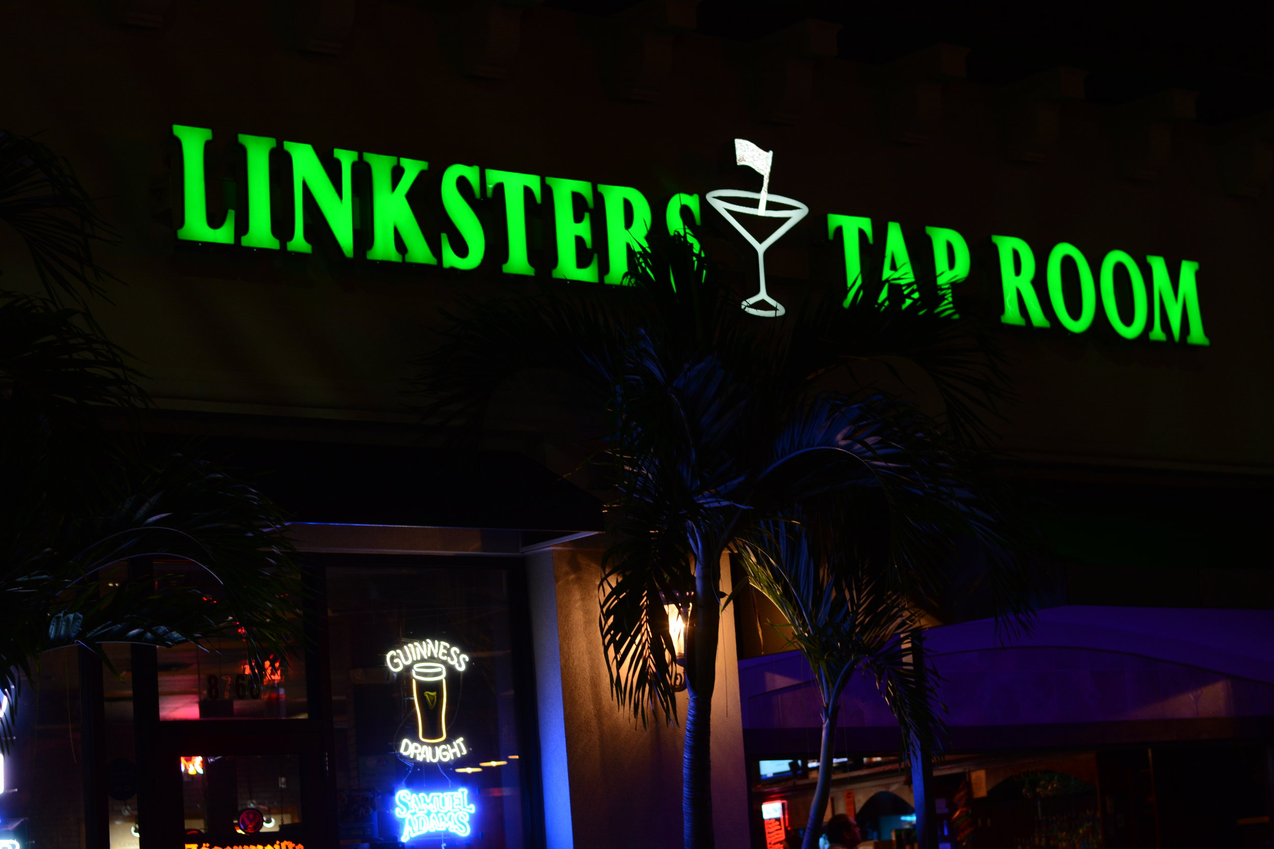 South Sarasota Linksters Tap Room