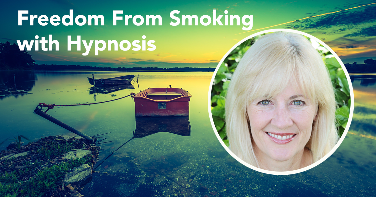 Freedom From Smoking with Hypnosis, with Shannon Wallace, CHT