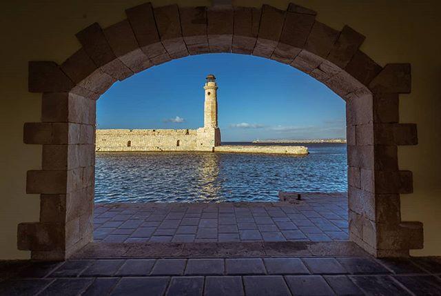A lighthouse in Chania, Crete. . . . . . . . . . . . . . . . . . . #travel #traveltheworld #travelgreece #greece #islandlife #greekislands #backpacking #lighthouse #traveleurope #travelphotography #travelphoto #instatravel #travelstagram #landscapephotography #canon6d  #theglobeisbeautiful #travelblog #instagreece #canonphotography #goldenhour #travelgreece #backpackingeurope #backpackeurope #landscapephotography #natgeoyourshot #chaniacrete #cretegreece #crete