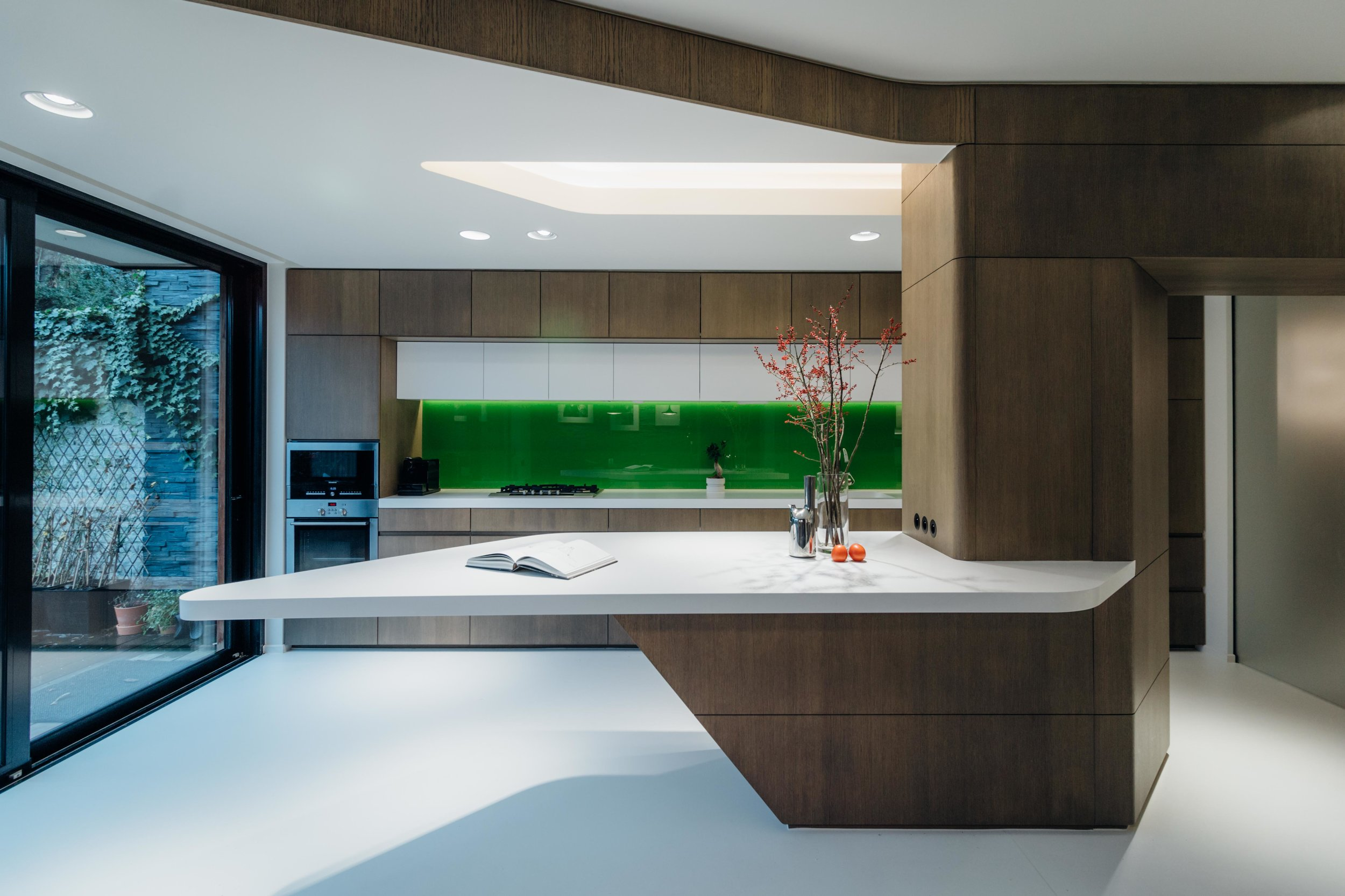 EQUINOXE Project  - Kitchen / Cuisine