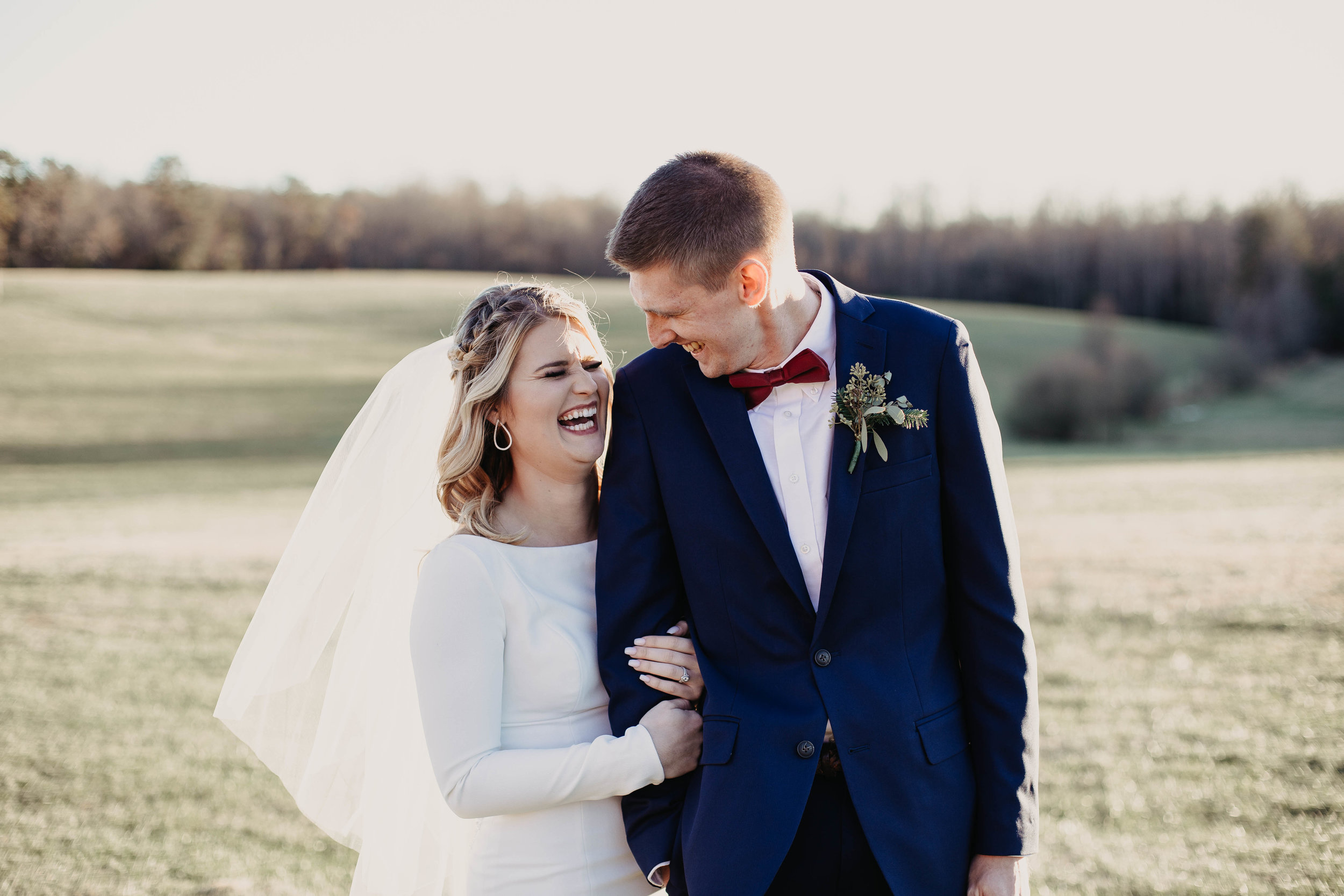 Braswell Wedding - Hickory, NC