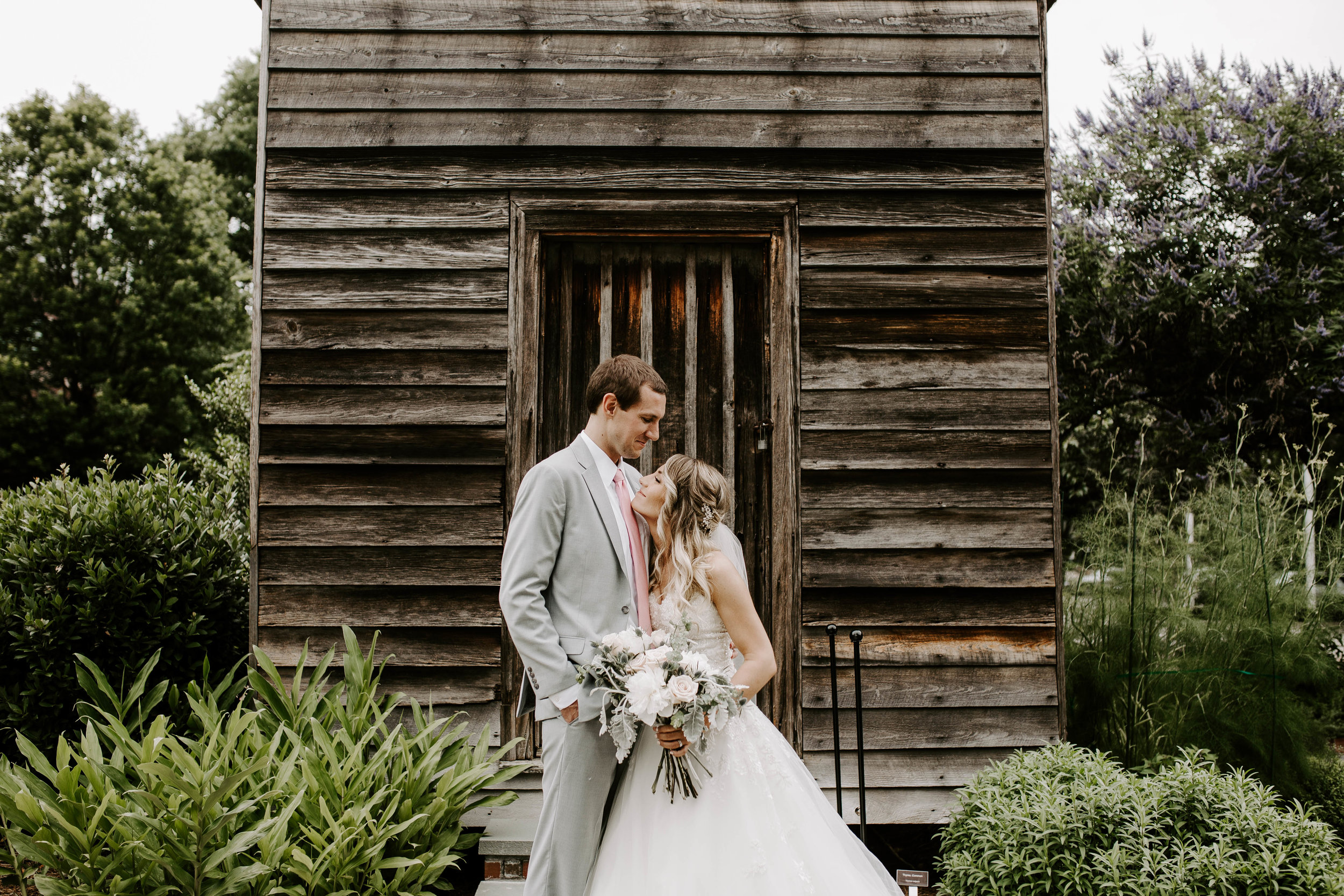 Hartrick Wedding - Downown cary wedding