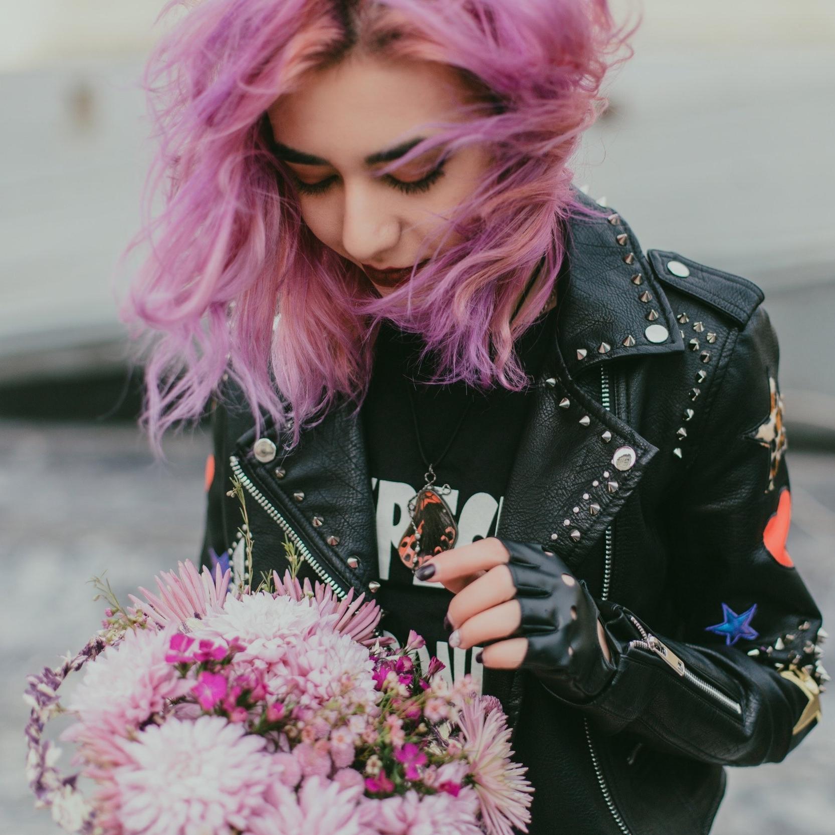 bright hair colour intemperance hair salon