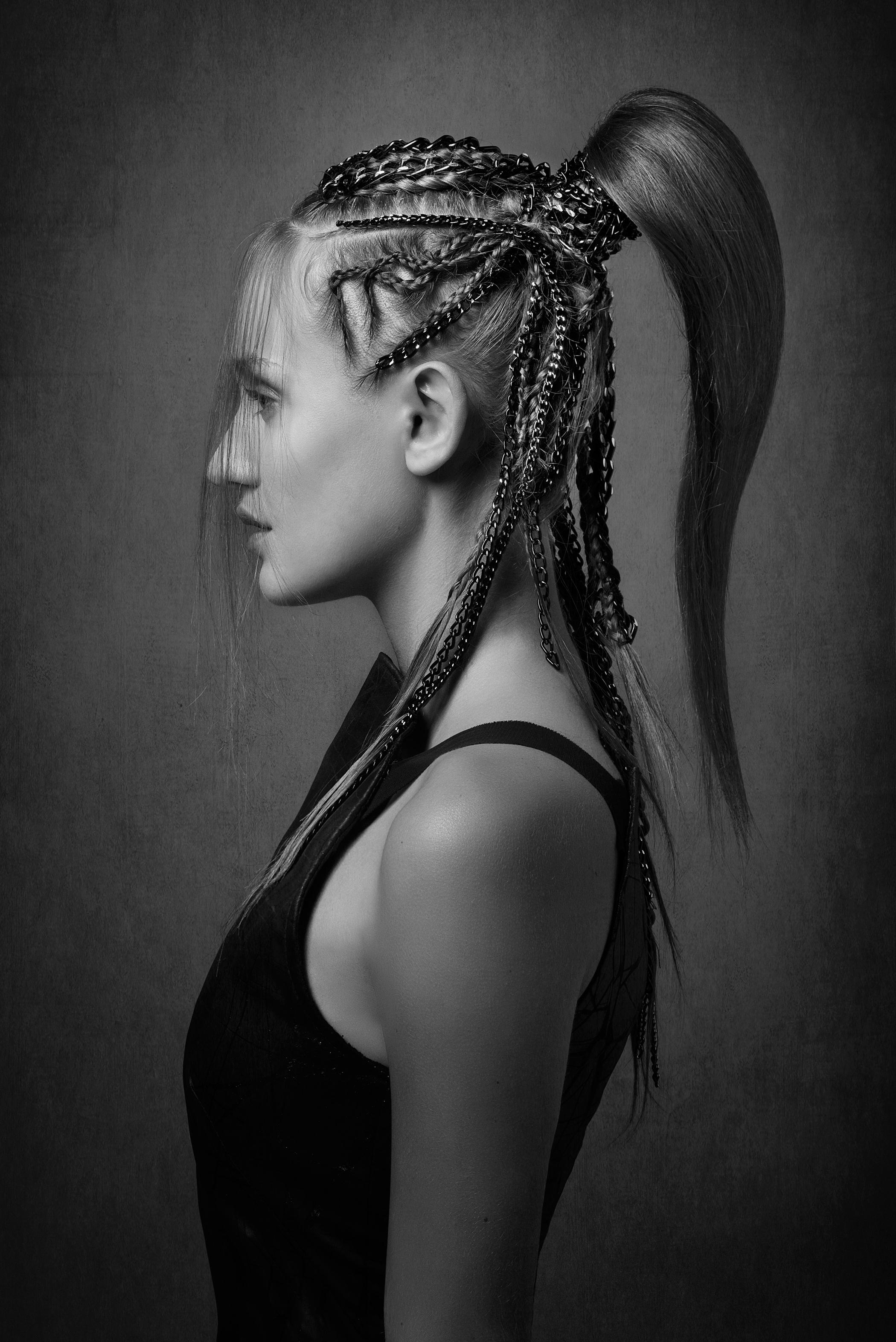 Hair by The Harlot Salon