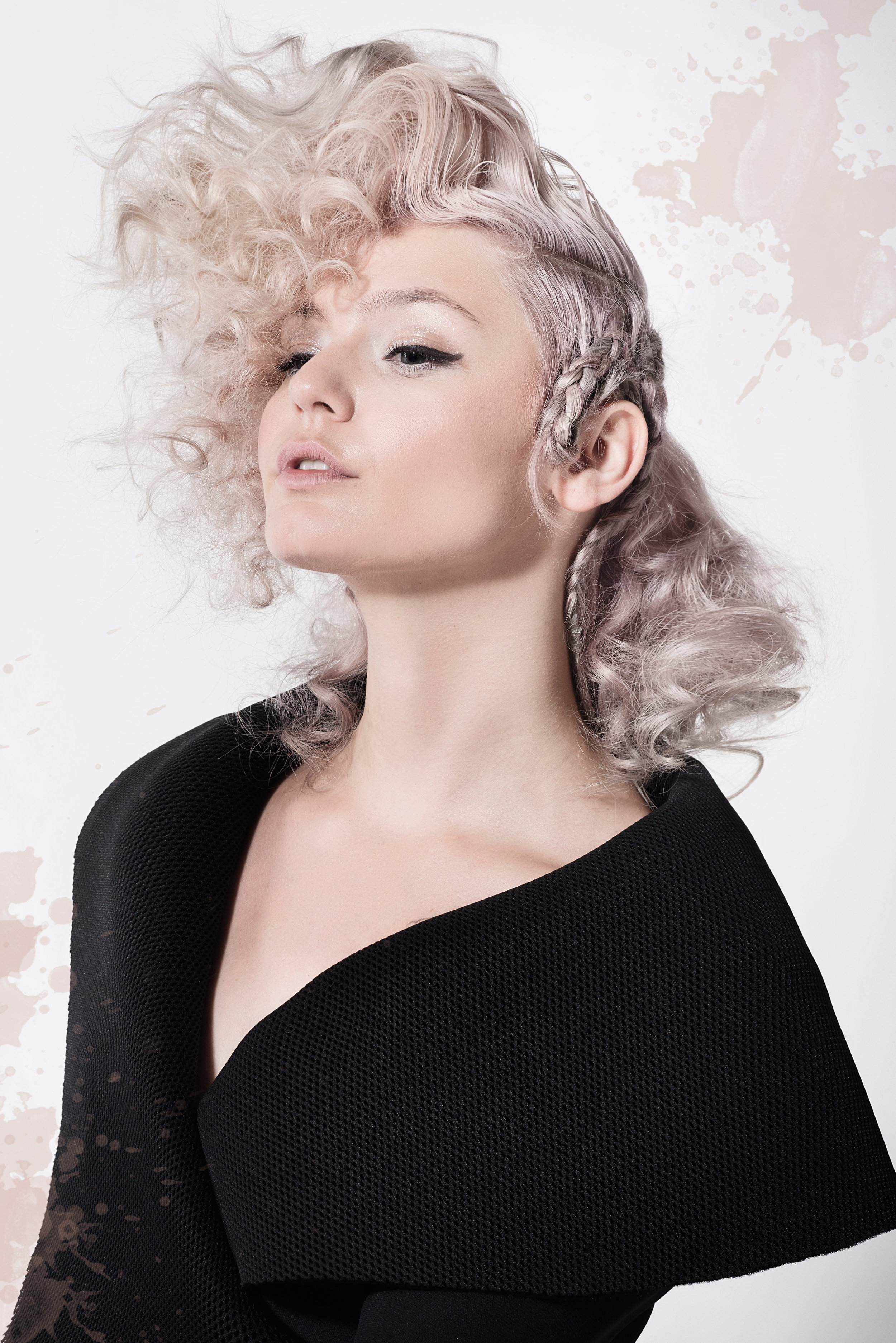 Hair by Anthony Cress