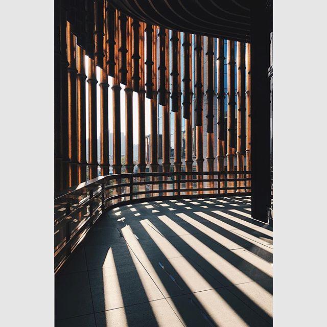 Fosun Foundation - Thomas Heatherwick. @fosunfoundation #architecture #design #light #shadow #shanghai #bund