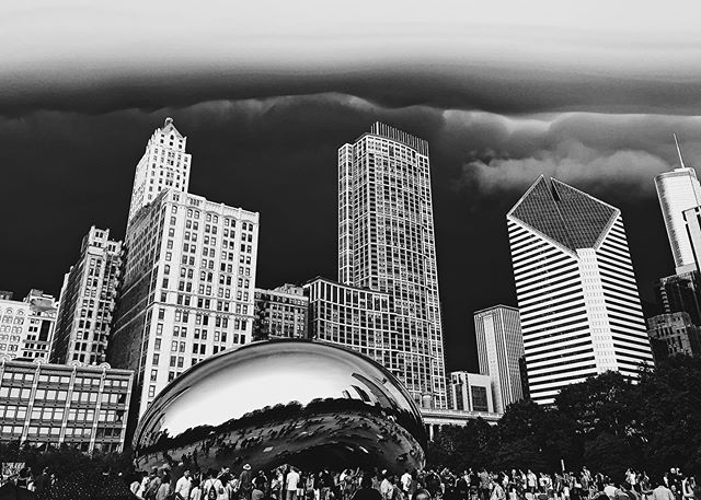 Stormy Chitown #chicago