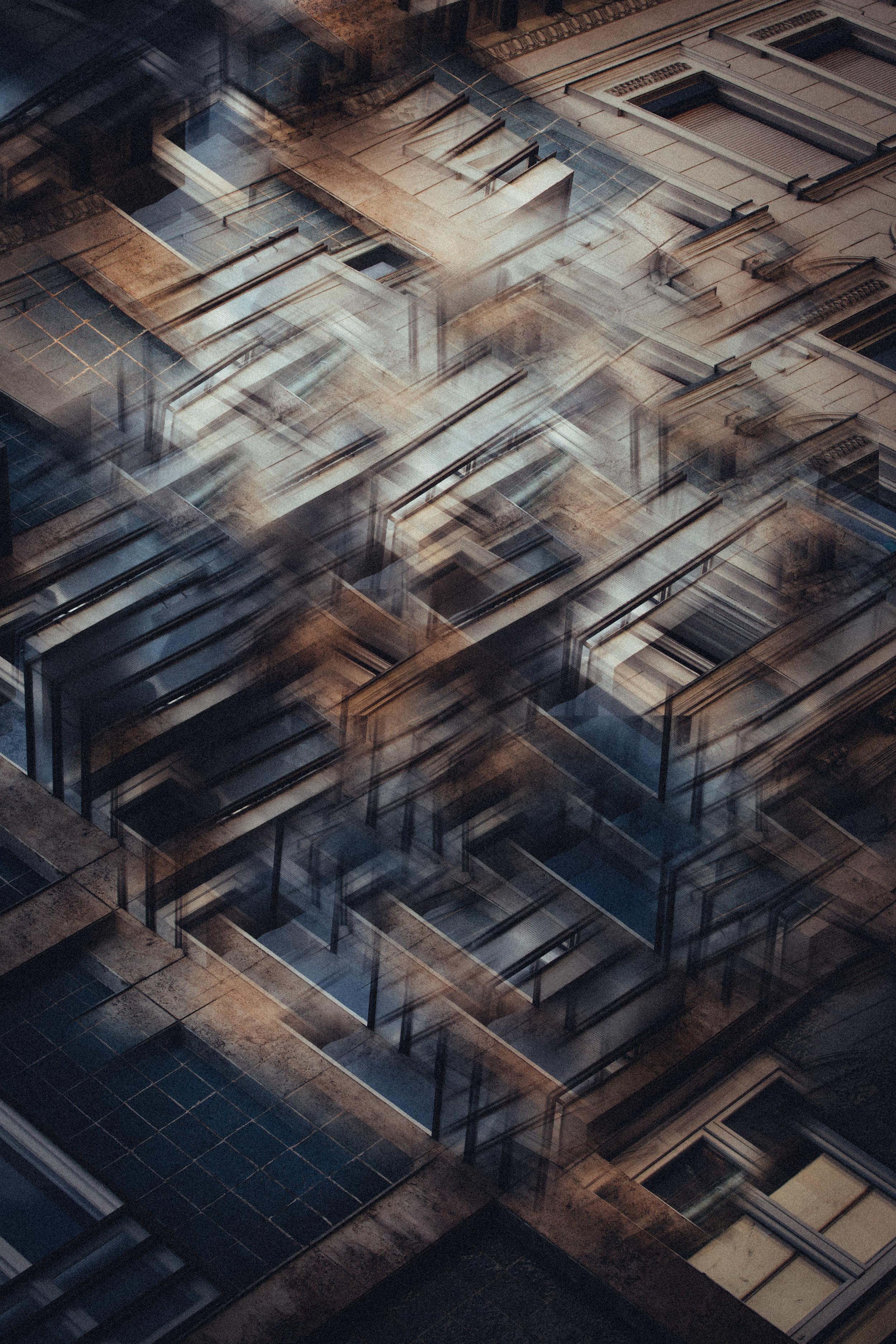Budapest in Blocks
