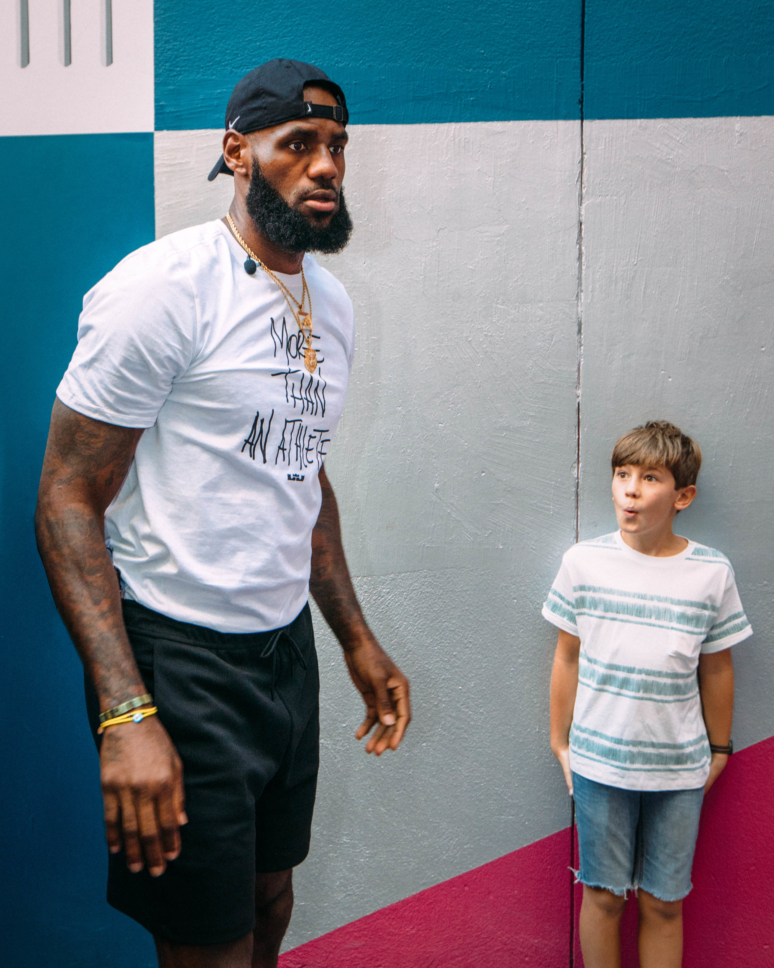 Lebron James |  Nike Basketball