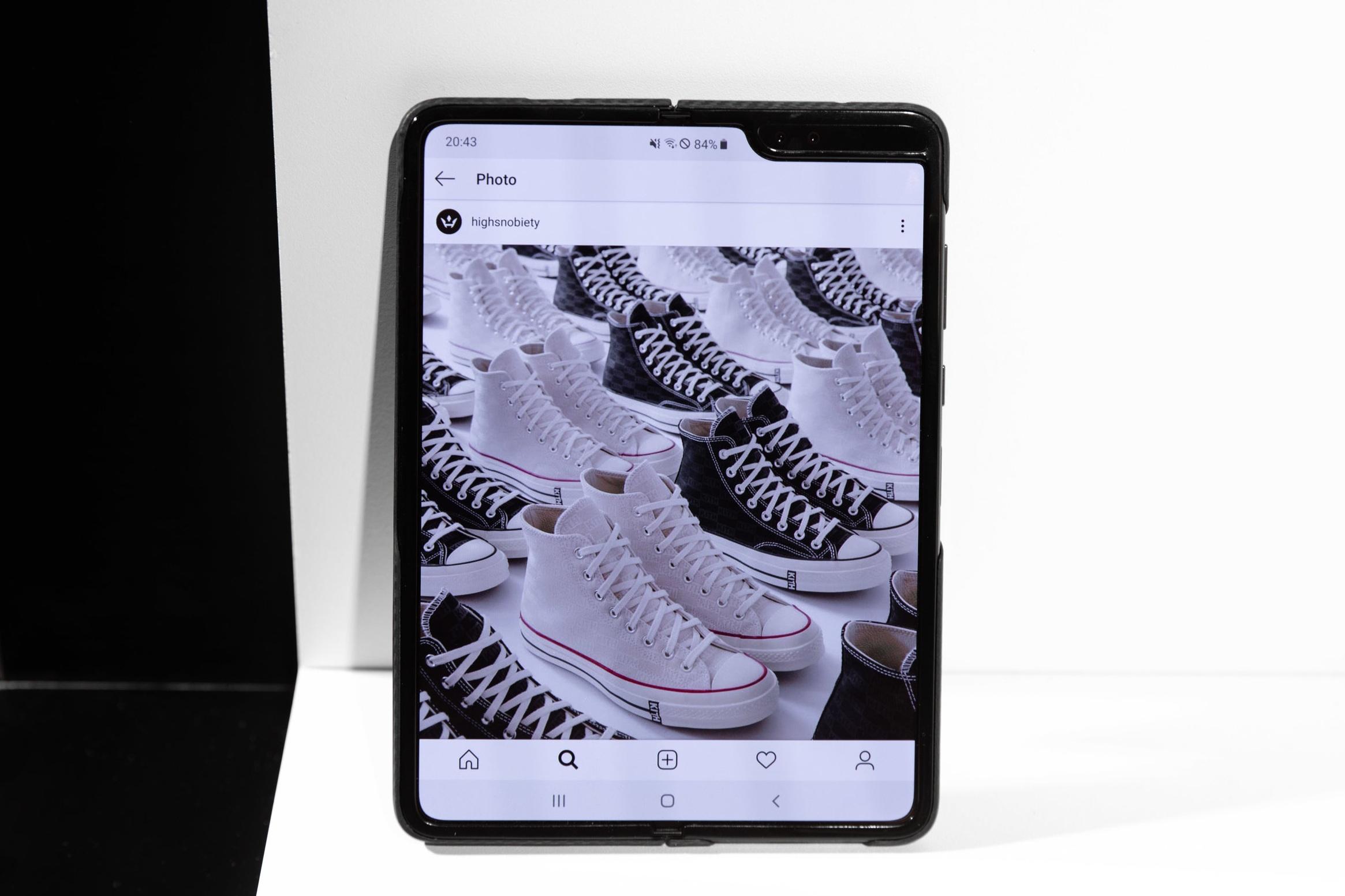 Samsung |  Fold Launch