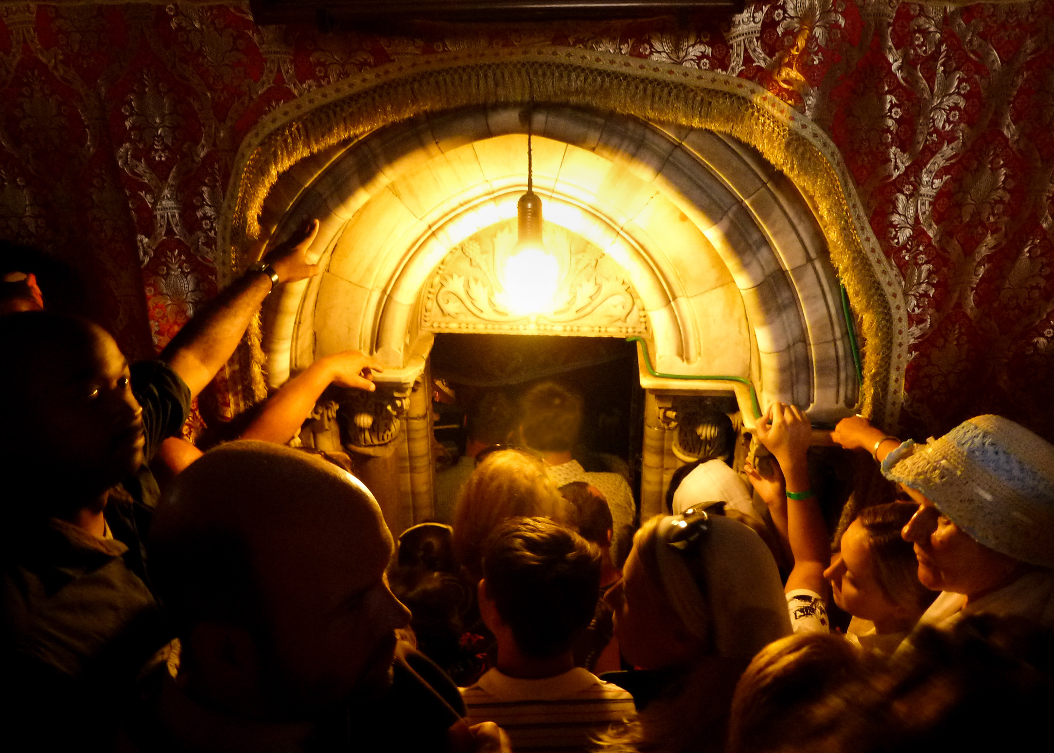 The Church of the Nativity, Bethlehem, Palestine (Katie Archibald-Woodward)