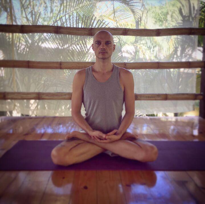 Christophe Layet   Yoga Instructor