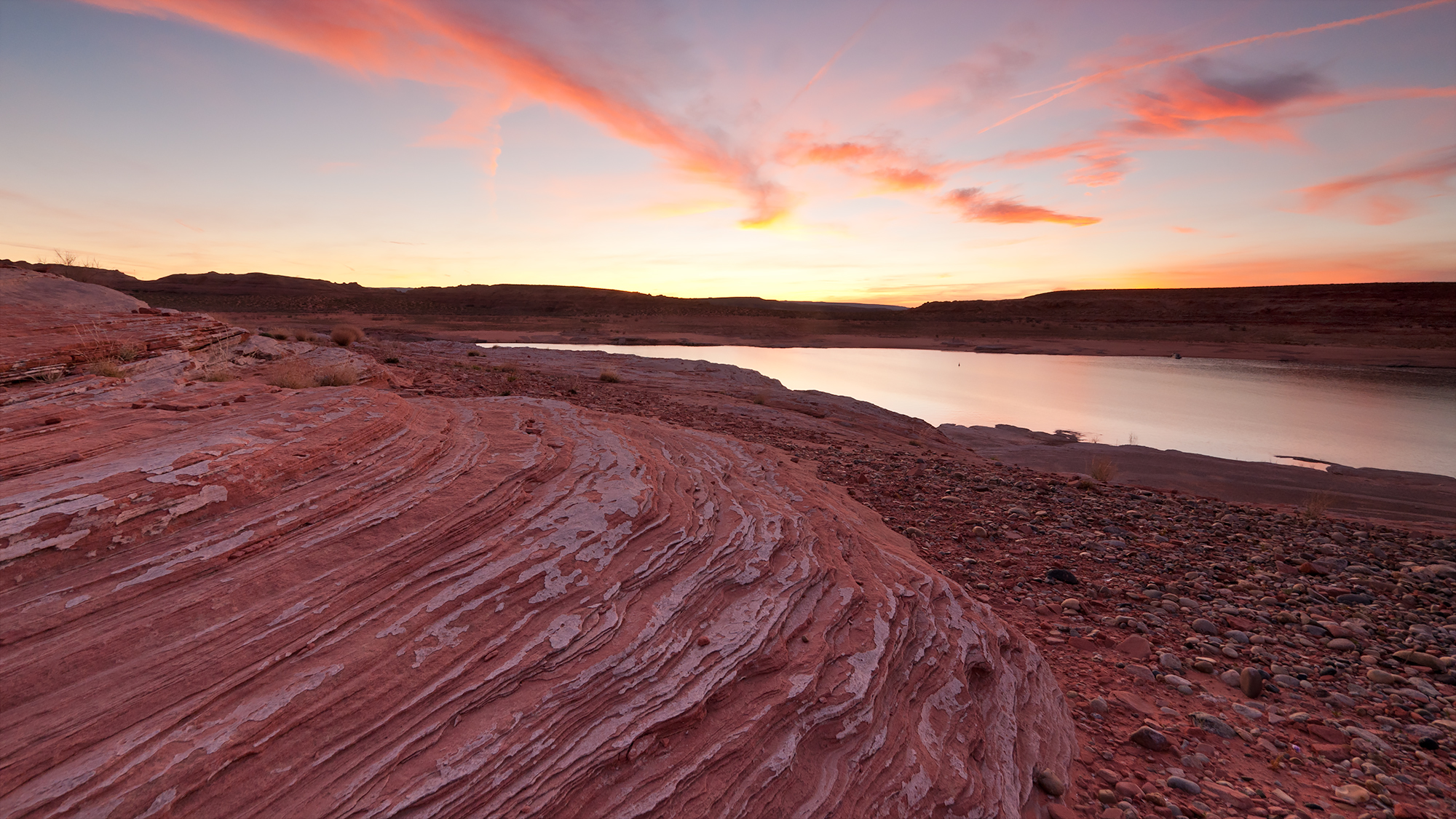 A Different Lake Powell