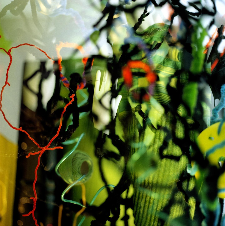 BERGDORF WINDOW SERIES  , 2012   Green Hand  22 x 22 inches Giclee Print