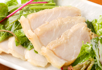 Miso Sauce Loin Salad Tailoring