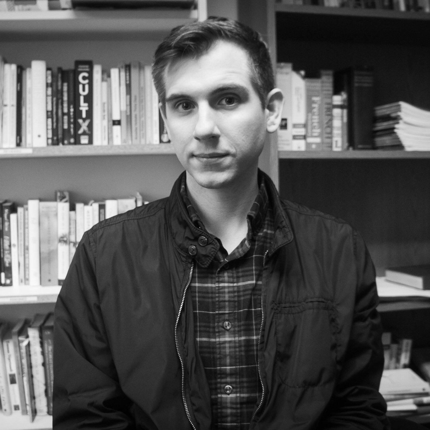 Anthony Blake - is a poet, editor, and designer from Louisville, Kentucky. He's the marketing director for Open Letter Books and holds an MFA in poetry from the University of Arkansas, where he co-founded and edited The Arkansas International.Poems