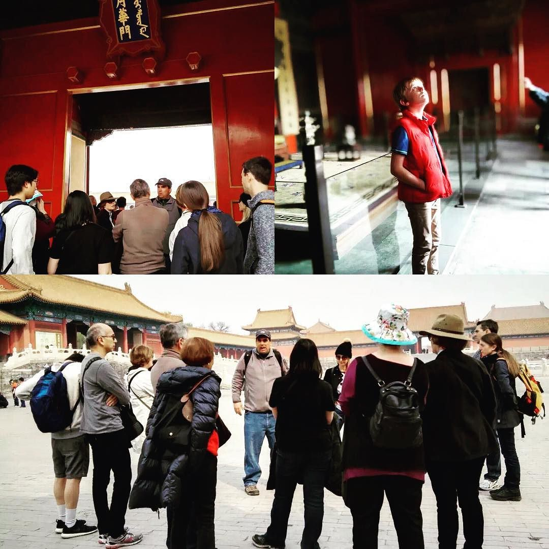 Forbidden City Walking Tour