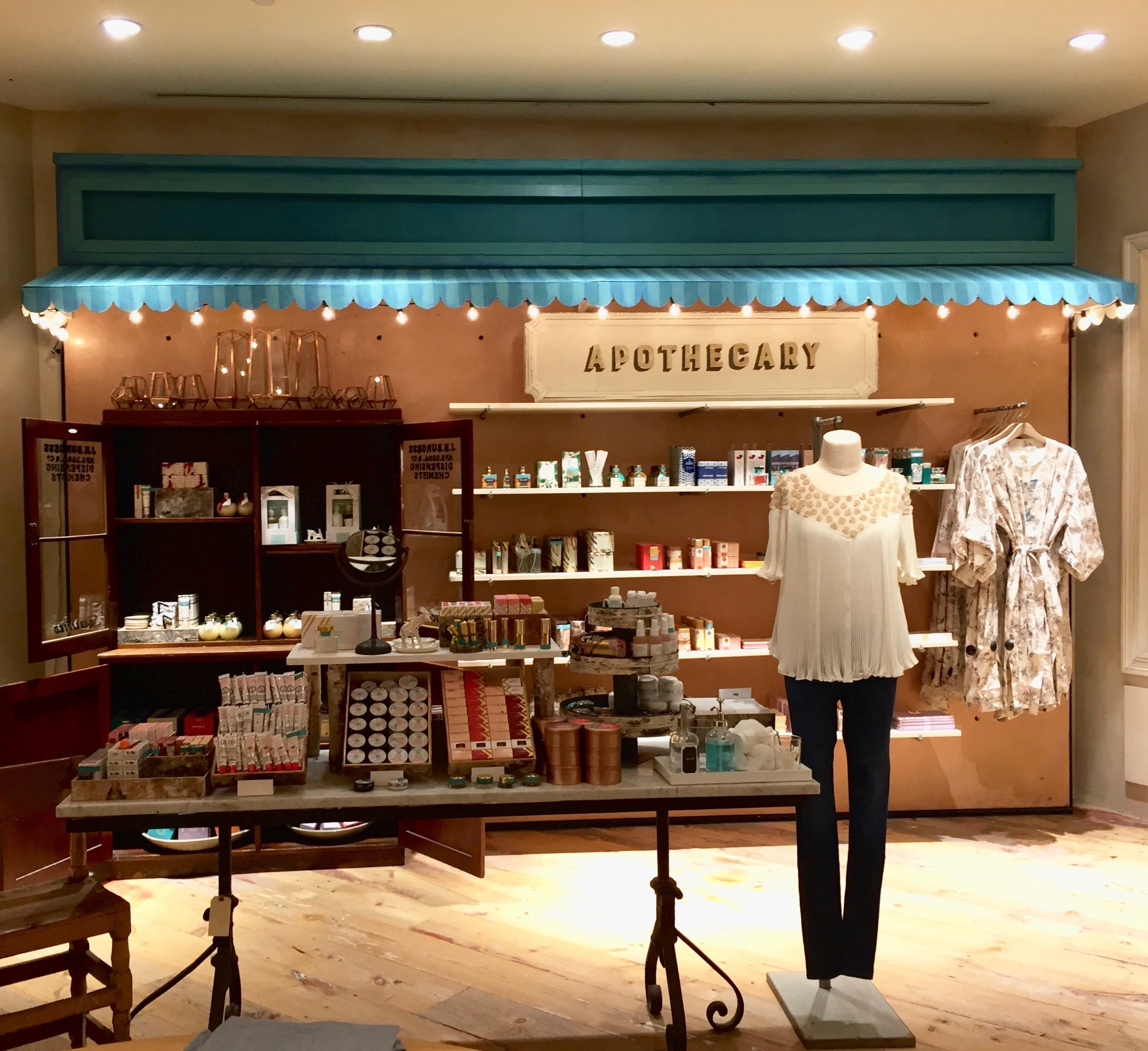 Holiday Display 2015 for Anthropologie