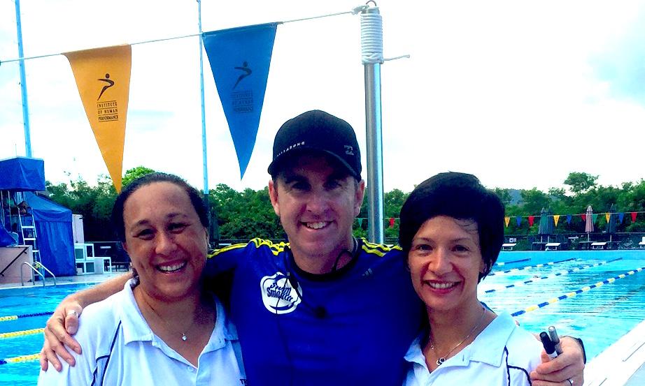 Fen & AM with Swim Smooth Head Coach Paul Newsome
