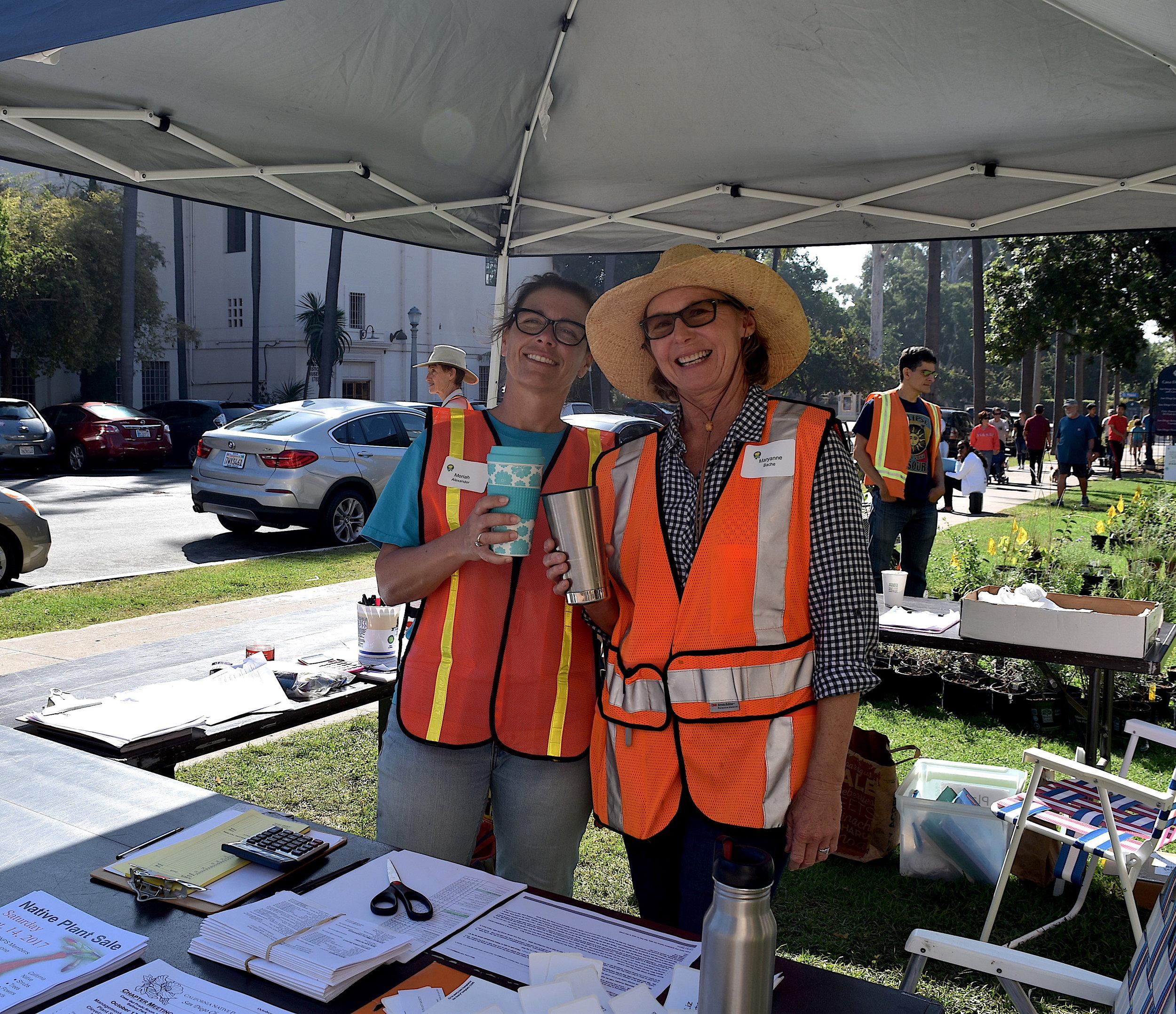 Volunteer Front Page 2018 Moriah Alexander & Maryanne Bache.JPG