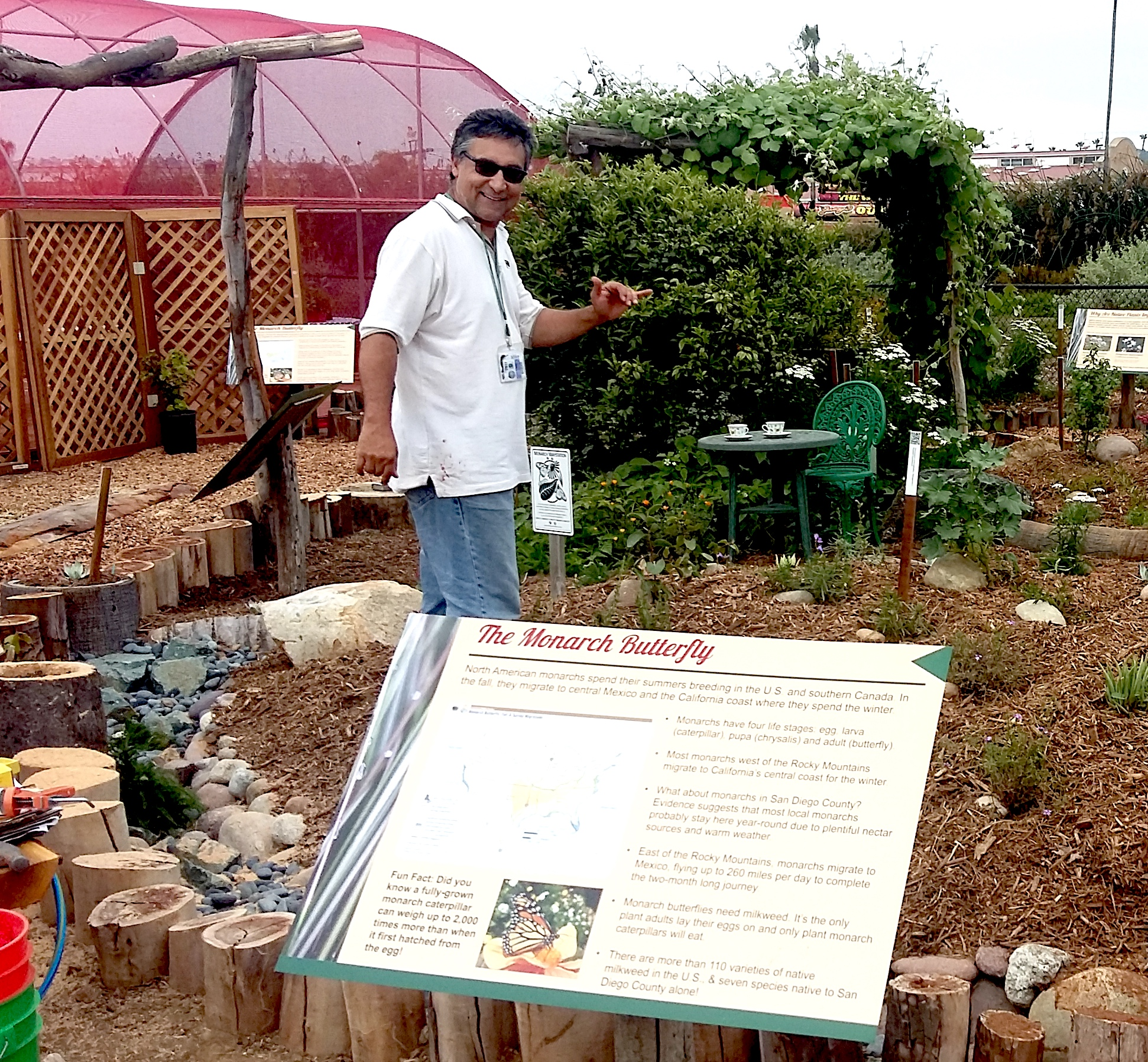 My California Native Plants Story Mike Gonzales California