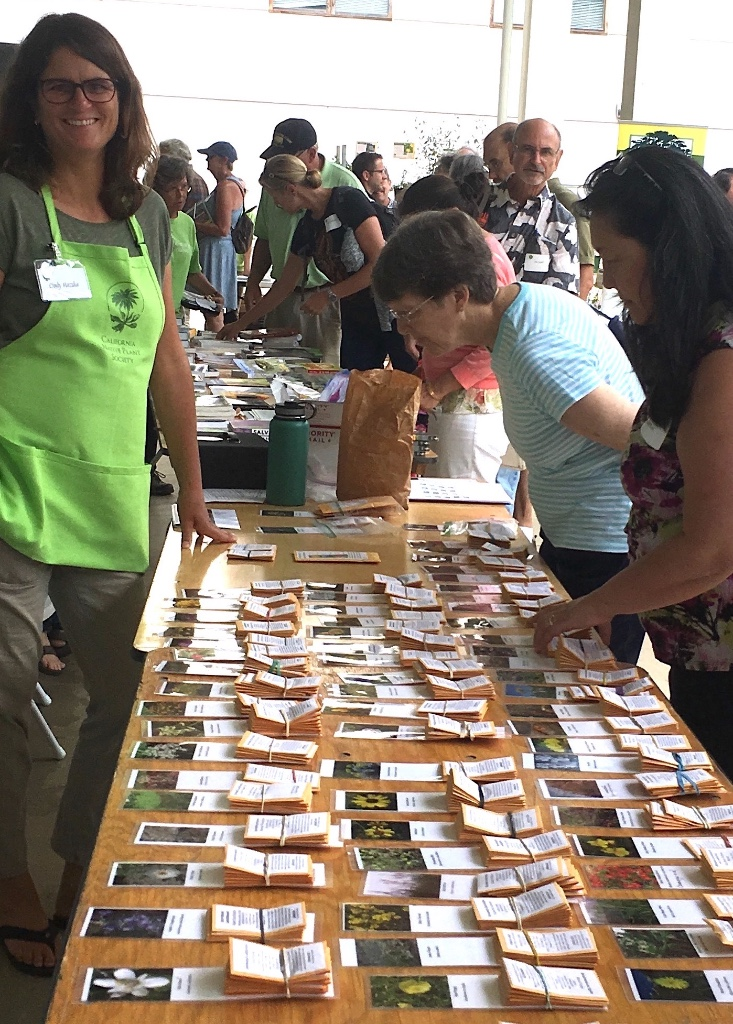 """""""San Diego Natives for San Diegans: How the CNPS-SD Seed and Bulb Committee Can Help You Plant Local"""" - with Cindy Hazuka, Seeds and Bulbs Coordinator, CNPS-San Diego"""