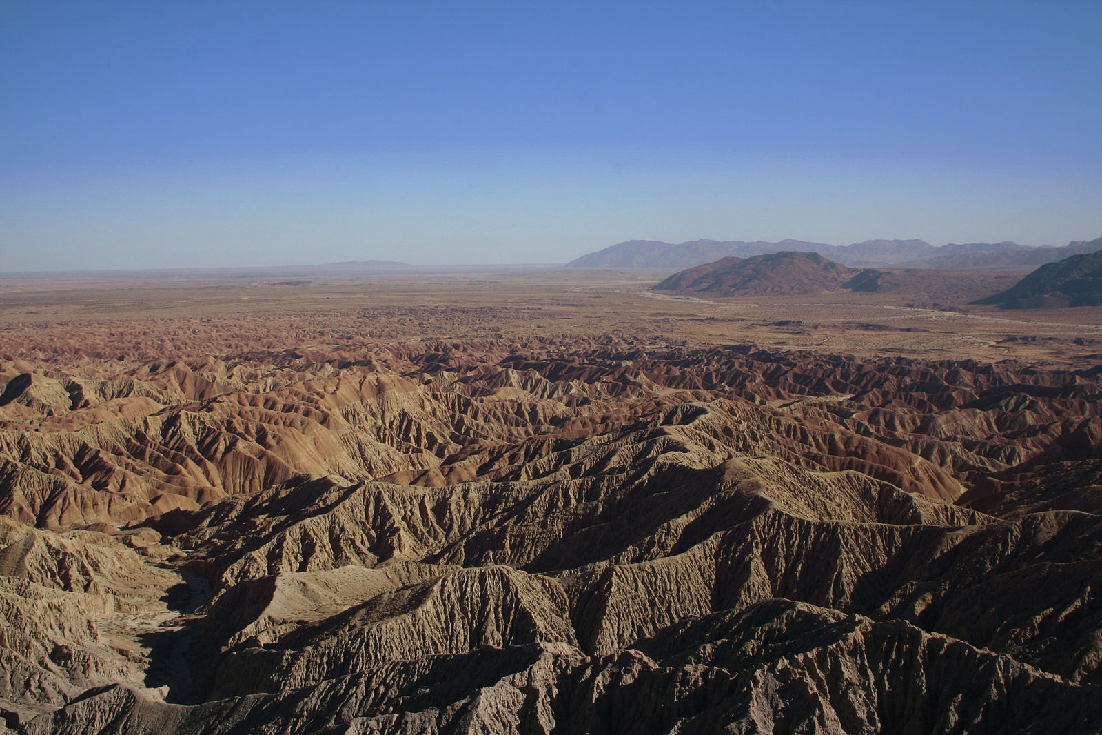 Font's Point Anza-Borrego, photo by David Corby  https://commons.wikimedia.org/wiki/File:Fontspoint02262006.JPG