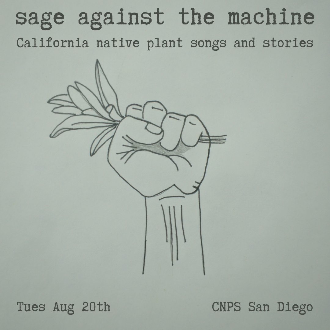 August 2019 sage against the machine CNPSSD.png