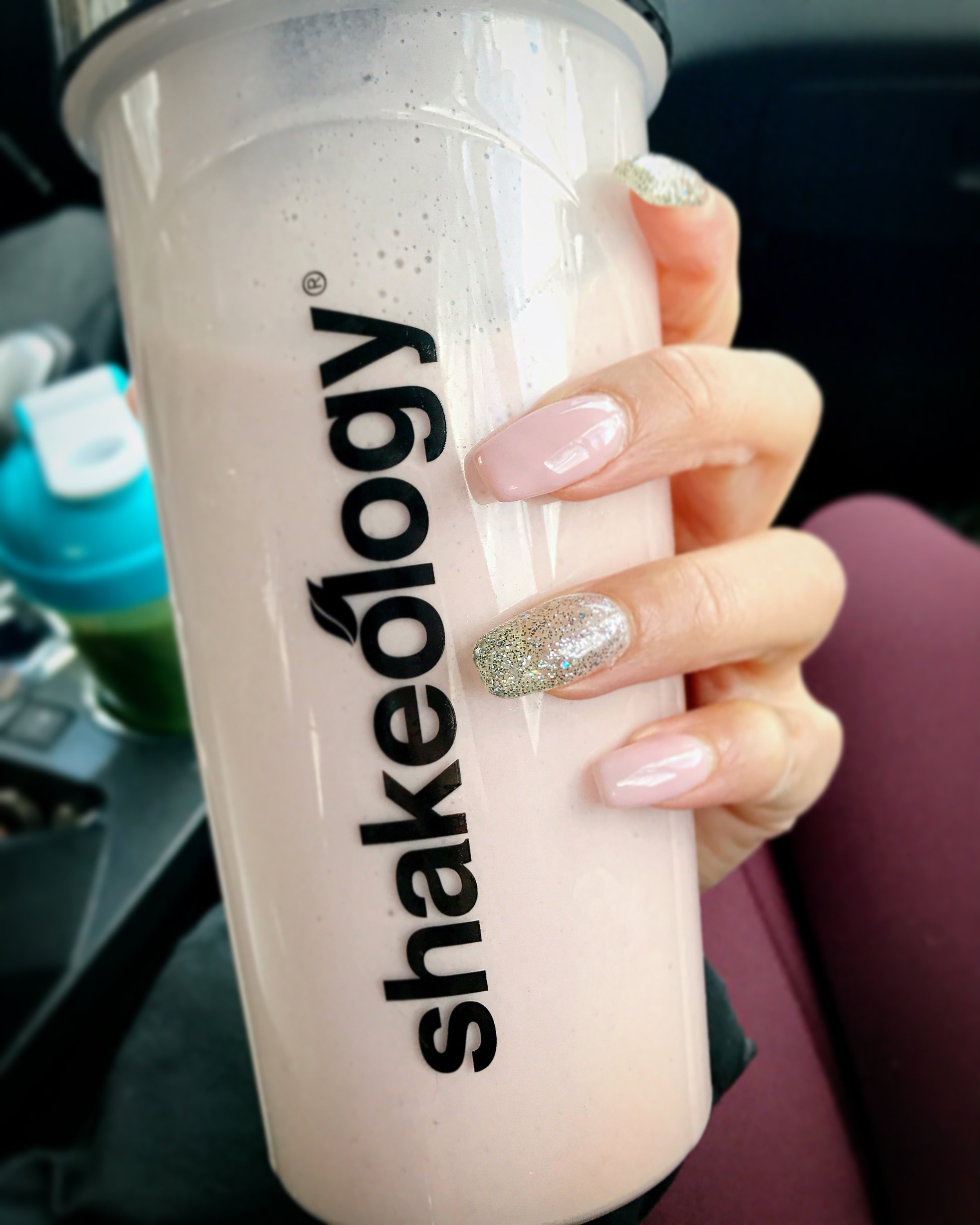 Simply blend Shakeology Strawberry, water, and ice! Makes a perfect sweet treat!
