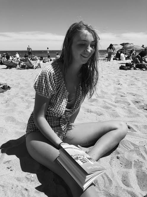 Jim on the beach