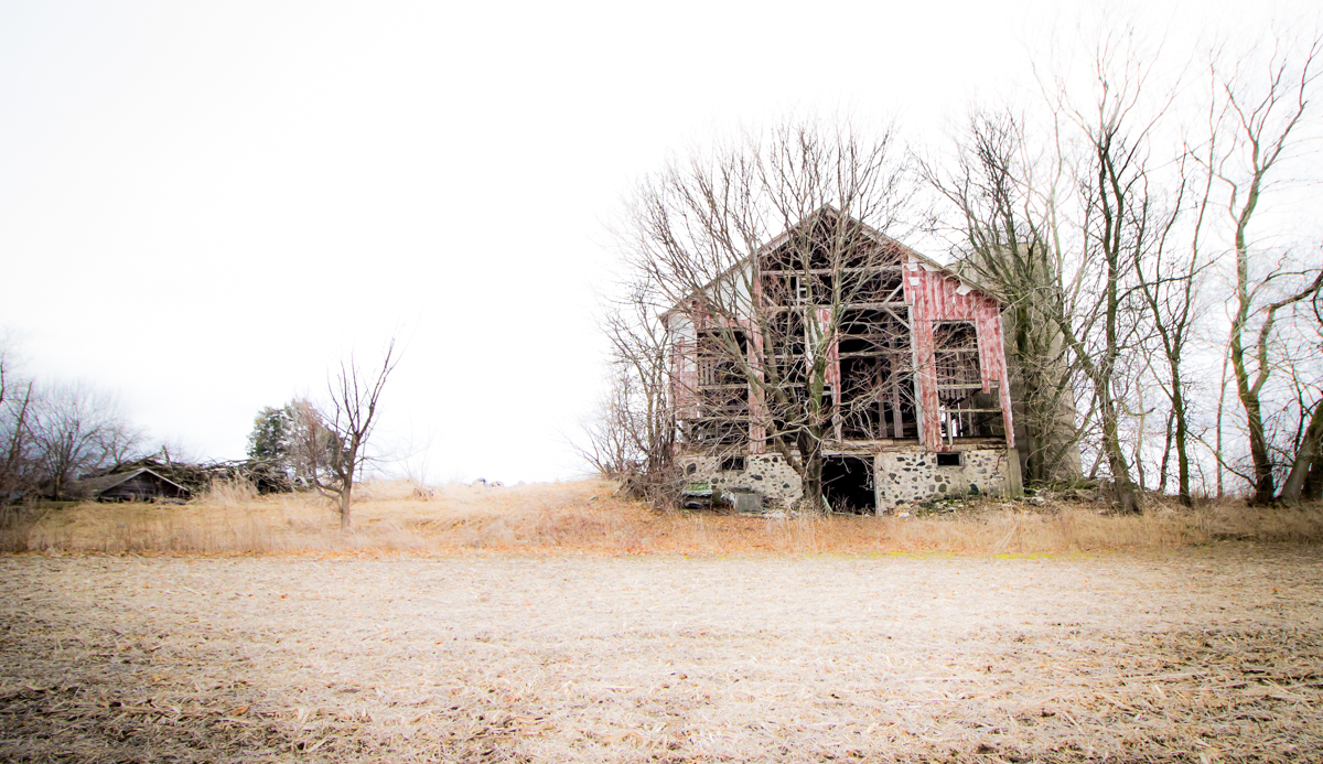 """Empty"": 8x12 print, matted + framed in 11x14 frame, $110"