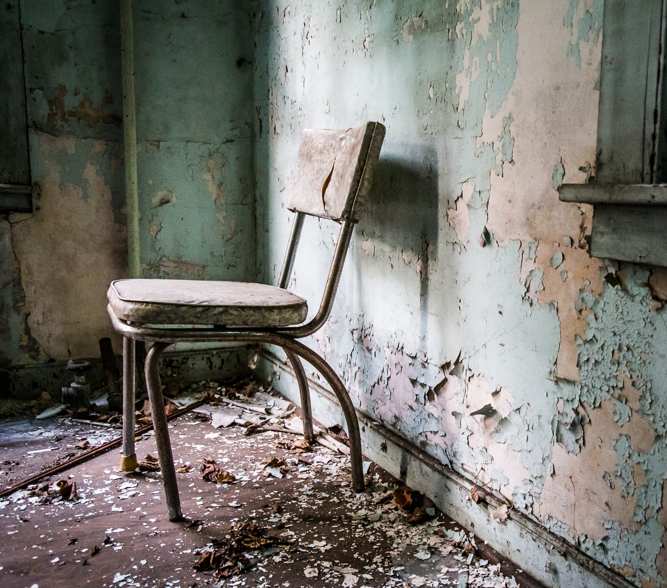 """Angry Chair"" 