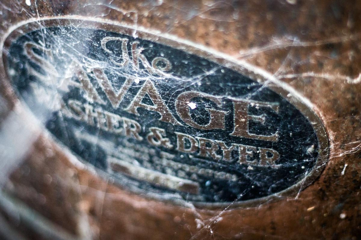 Savage washer/dryer