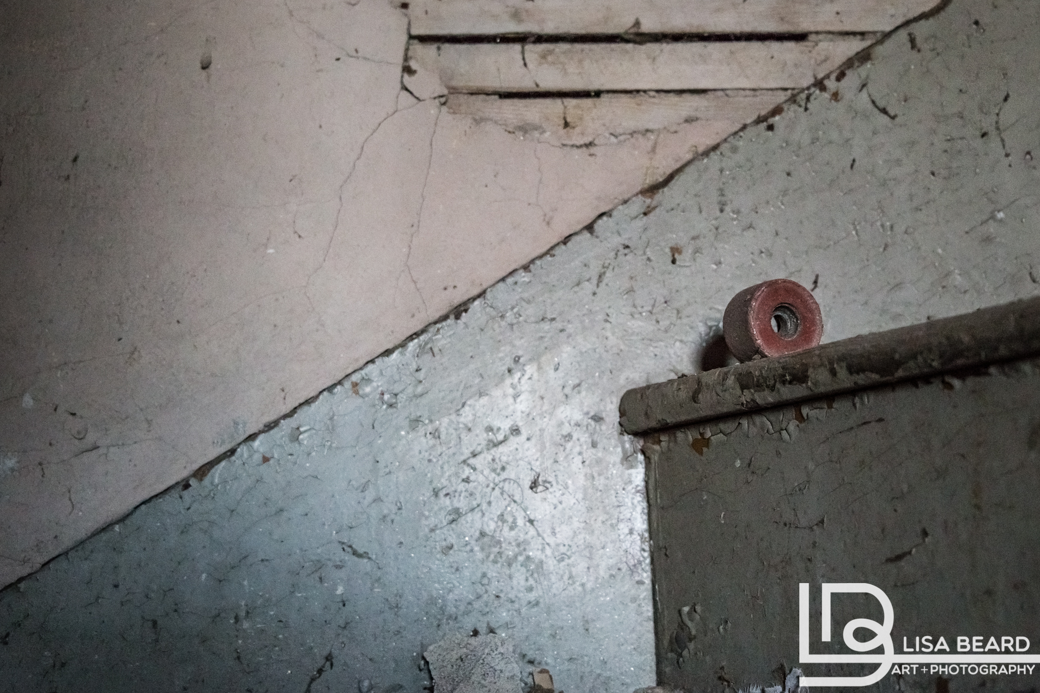 """Found heading upstairs. This image is currently being shown in another body of work.  """"Sk8ter"""" 