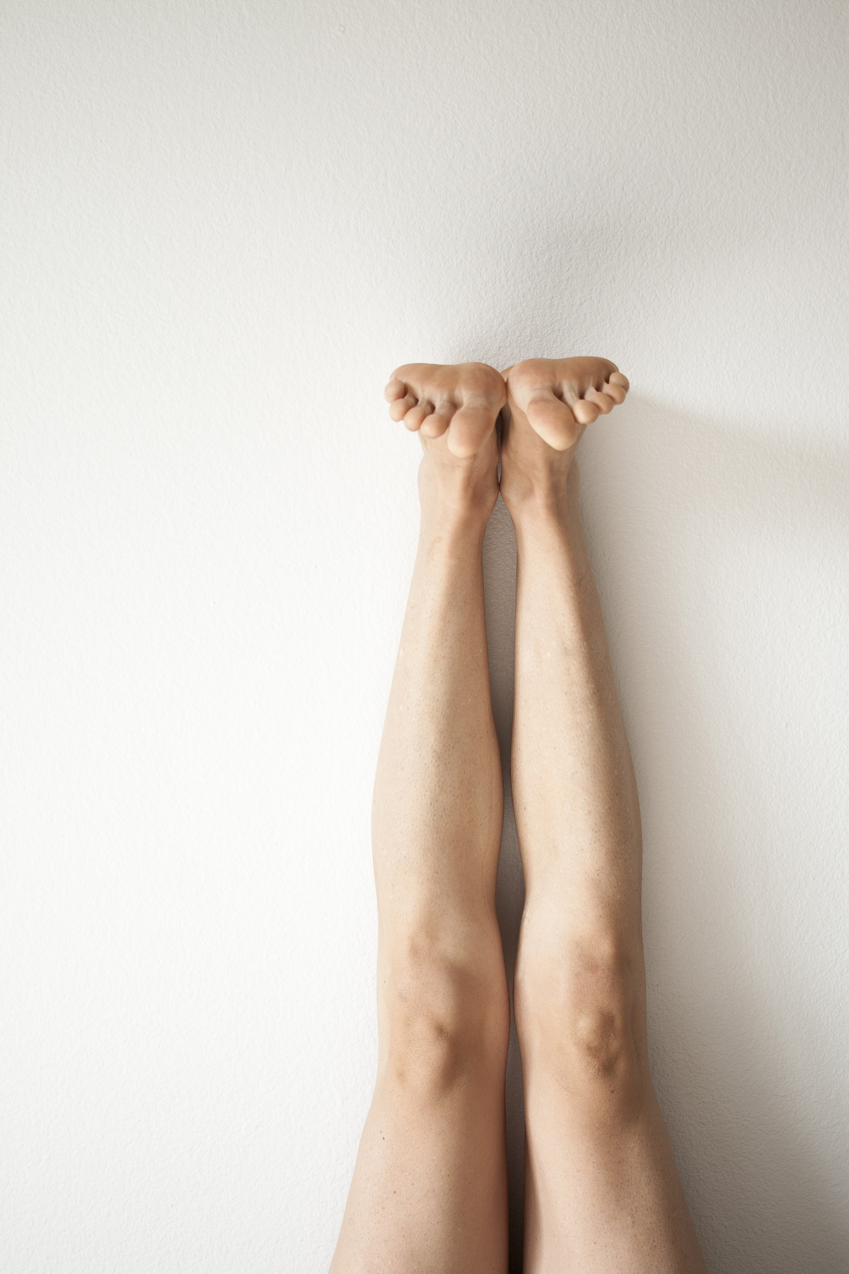 Restful Sleep Tips: Legs Up the Wall Restorative Yoga Pose