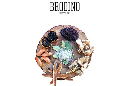BRODINO BROTH CO    Organic Healing & Nourishing Sipping Broth