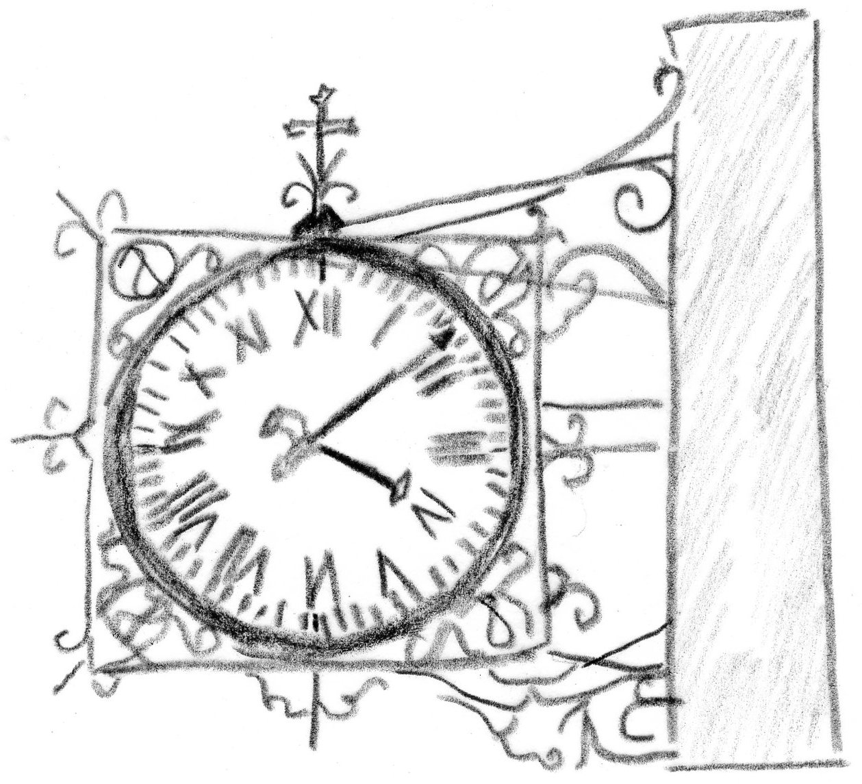 Skteched Clock Face for Book.jpg
