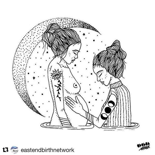 "#Repost @eastendbirthnetwork with @get_repost ・・・ ""It is not only that we want to bring about an easy labor, without risking injury to the mother or the child; we must go further. We must understand that childbirth is fundamentally a spiritual, as well as a physical, achievement. The birth of a child is the ultimate perfection of human love."" ~Dr. Grantly Dick-Read, 1953 ✨ image by @ododua.aum . . . (Thanks to @beachcitiesmidwifery & @homemadefamilies for sharing!) 📷: @growwellholistic"