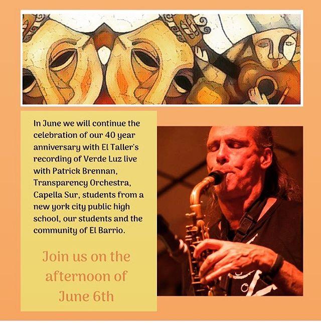 #juevesdiadearte #conciertos #concerts #verdeluz #community #comunidad #elbarrio
