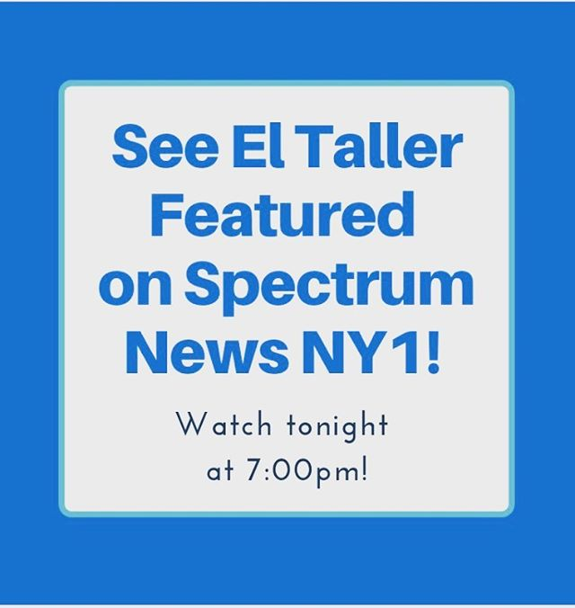 The broadcast will replay every two hours. Be sure not to miss it!  #40yearstaller #40yearsofeltaller #noticias #puntoverde #greennewdeal