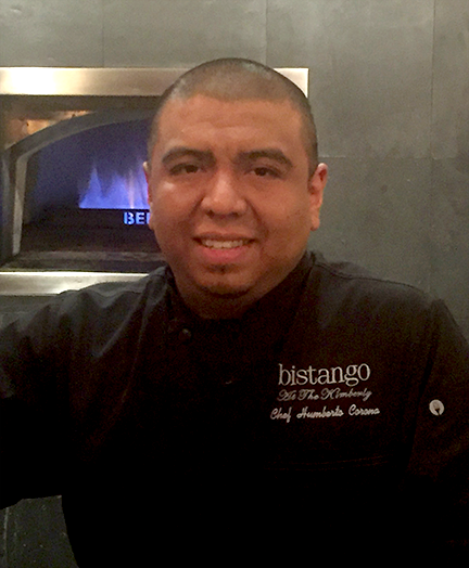 Chef Corona